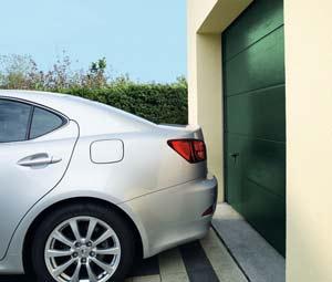 Meurer bauelemente produkte garagentore antriebe t ren for Garage nicol auto agen